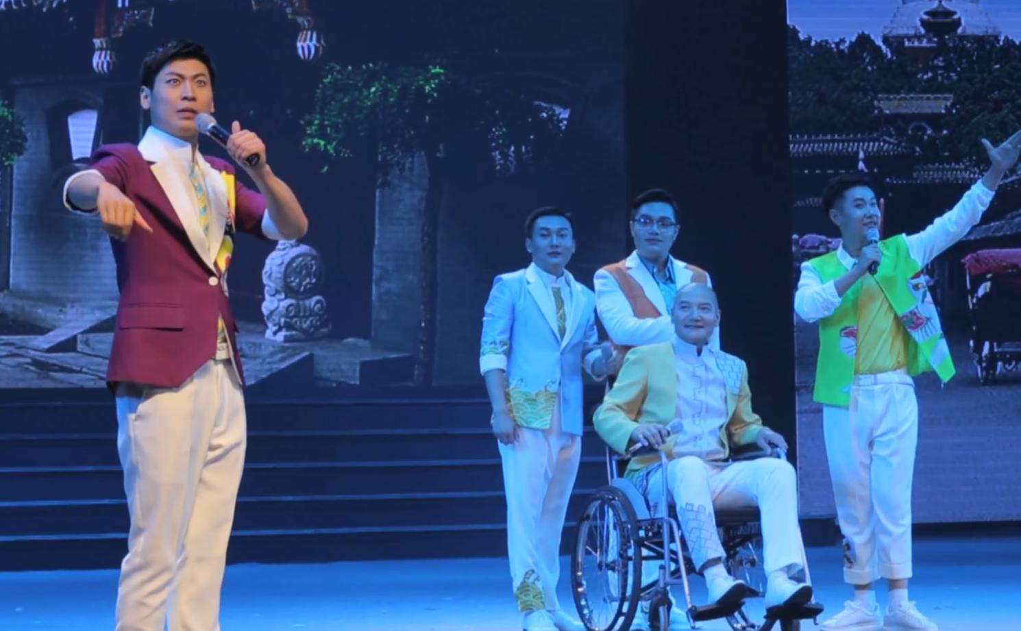 第十七屆群星獎評獎活動——北京地區(音樂類)選拔活動入圍歌曲《四合院兒》