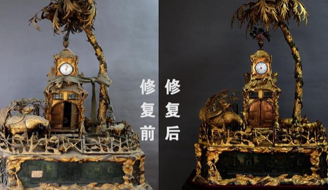 文化京津冀——故宮裏的鍾表匠