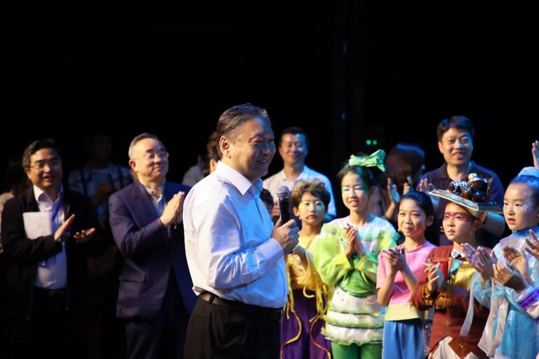 第十八屆群星獎決賽北京市入圍作品匯報演出在東城區第一文化館舉行